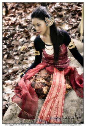 Javanese Themed Shoot